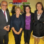 Delegation - Barking - Margaret Hodge MP