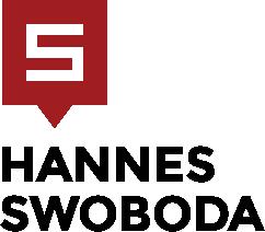 Logo Hannes Swoboda