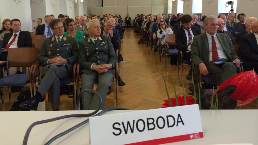 Hannes Swoboda - Neutrality an outdated concept?