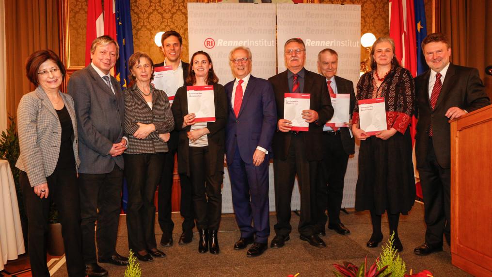 Hannes Swoboda Politisches Buch