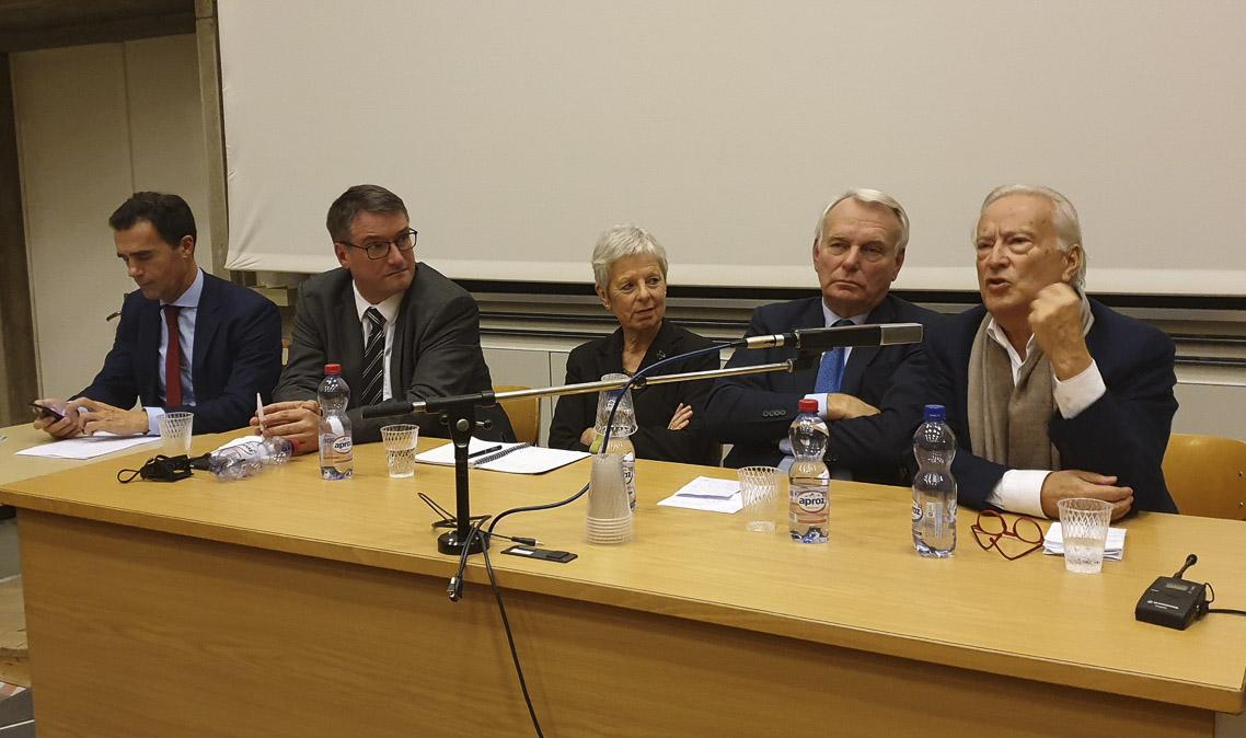 Hannes Swoboda Sozialdemokratie und Europa 001