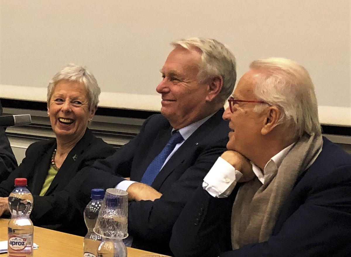 Hannes Swoboda Sozialdemokratie und Europa 003